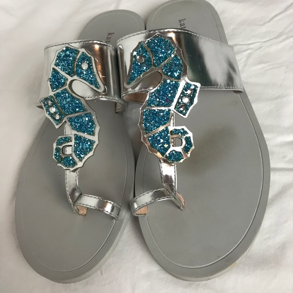 ac781e136 kate spade Shoes - Kate Spade Seahorse Sandals